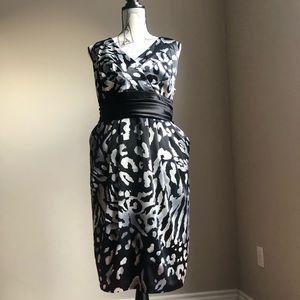 Laura Plus sleeveless dress lined w/pockets 18W